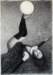 Yvonne Alexieff - L'acrobat